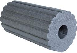 Blackroll Groove Pro Foam Roller - 30 cm - Grijs