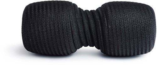 Blackroll Twin Foam Roller - 30 cm - Zwart