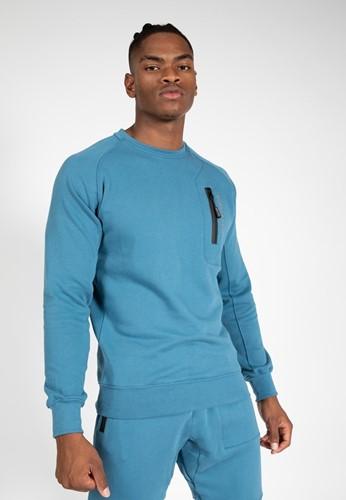 Gorilla Wear Newark Sweatshirt - Blauw