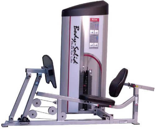 Body-Solid Dual Line Pro Dual Leg & Calf Press Machine