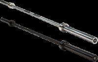 Body-Solid Olympic Power Bar - 220 cm - Zwart-2