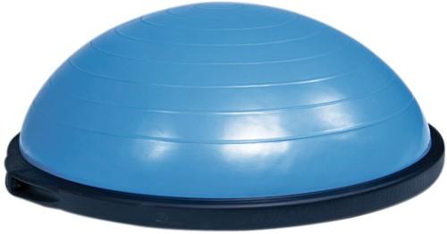 Bosu Balanstrainer Home Edition Blauw 65 cm - Verpakking beschadigd - Lichte gebruikssporen
