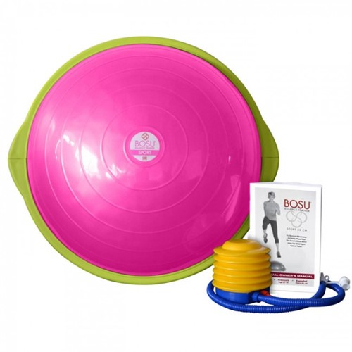 Bosu Balanstrainer SPORT Pink Edition