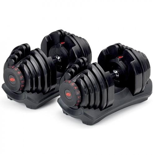 Bowflex 1090i Selecttech Verstelbare Dumbellset 40.8 kg