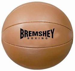 Bremshey Medicijnbal bruin