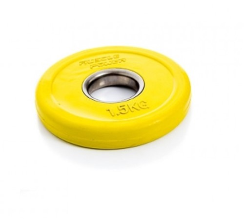 Fractional Olympic Bumper Plate - 1,5 kg