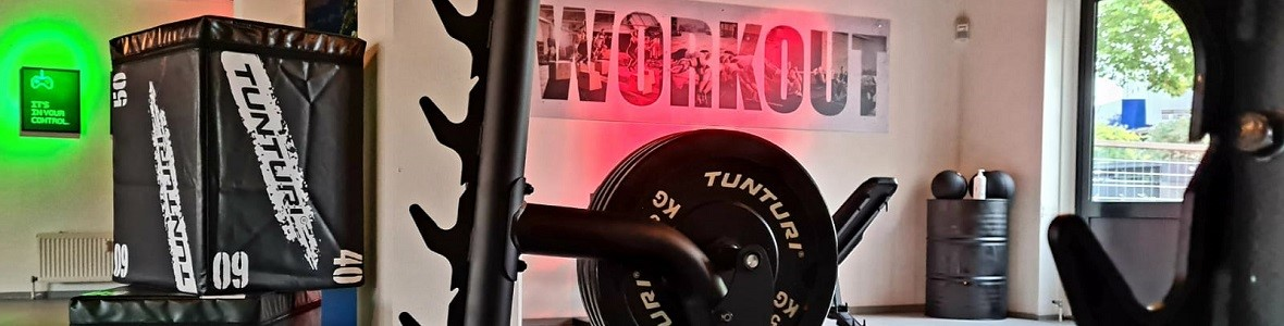 Complete fitnessruimte inrichting voor jouw Personal Training Studio