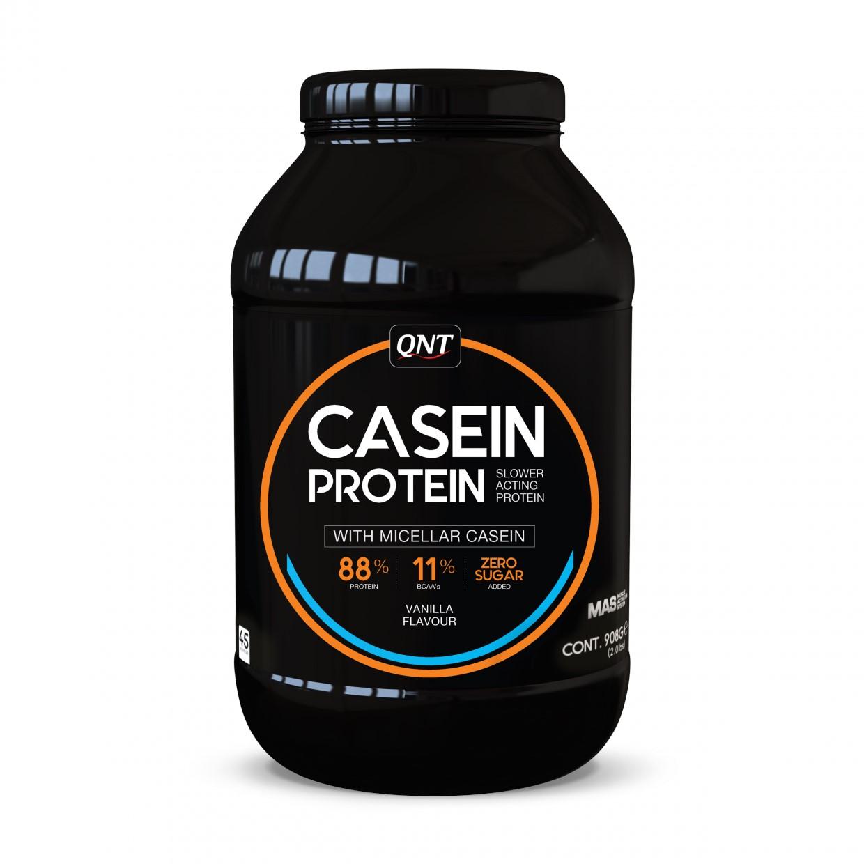 QNT Casein Protein - Vanille - 908 gram