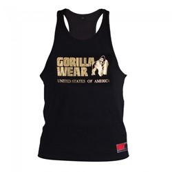Gorilla Wear Classic Tank Top - Gold
