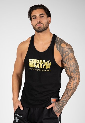 Gorilla Wear Classic Tank Top - Goud