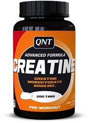 Sportvoeding: QNT Creatine Monohydrate - 200 tabletten