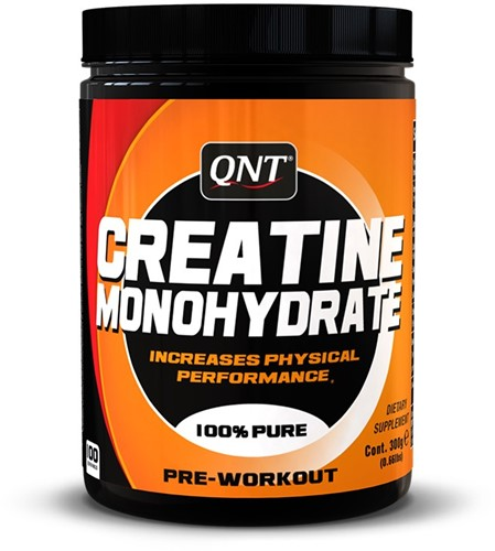 QNT Creatine Monohydrate Pure - 300 gram