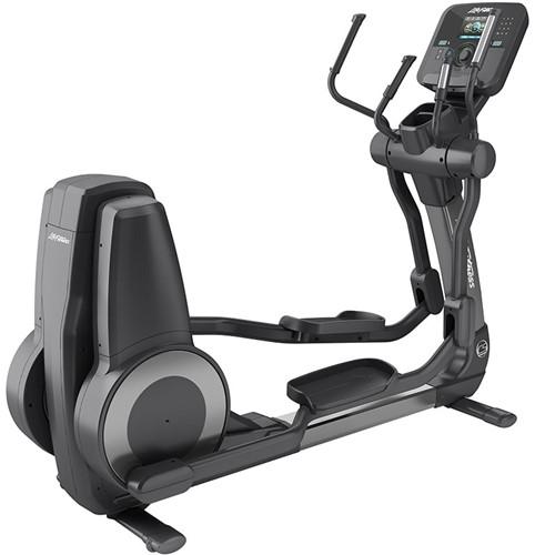 Life Fitness Platinum Discover SE3 Crosstrainer - Titanium Storm - Gratis montage