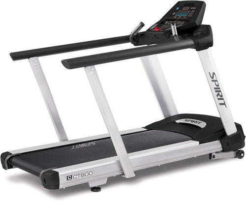 Spirit Fitness CTM800 Loopband - Gratis trainingsschema