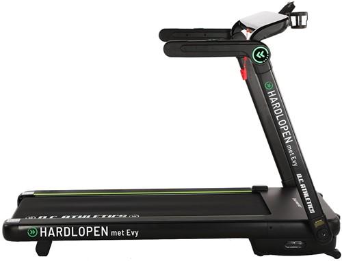 D.C. Athletics Loopband - Hardlopen met Evy - Gratis trainingsschema