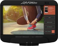 Life Fitness Platinum Club Discover SE3HD Loopband - Diamond White - Gratis montage-3
