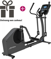 Life Fitness E1 GO Crosstrainer - Showroom model