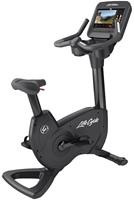 Life Fitness Platinum Discover SE3 Lifecycle Hometrainer- Black Onyx - Gratis montage