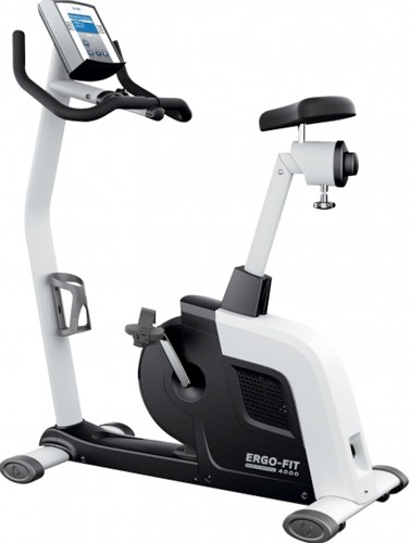 Ergo-Fit Cycle 4000 MED Hometrainer - Gratis montage