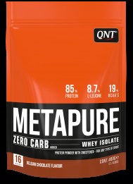 QNT Koolhydraatarm Zero Carb Metapure 480 gram