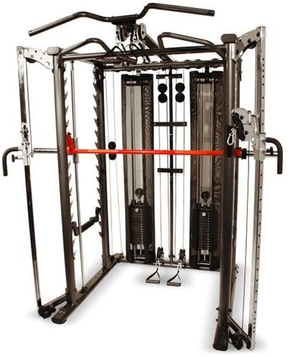 Finnlo Maximum Inspire - SCS Smith Cage