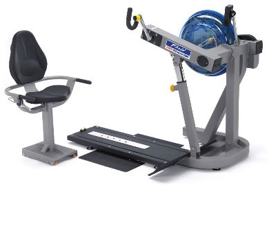 First Degree Fitness E820 Fluid Upper Body Roeitrainer - Gratis montage