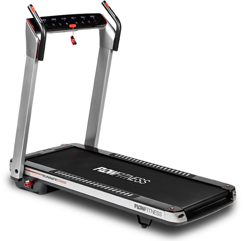 Flow Fitness DTM400i Loopband - Gratis montage