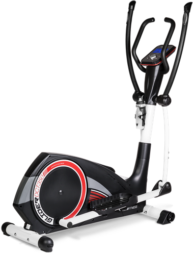 Flow Fitness Glider DCT350 Ergometer Crosstrainer - Gratis montage