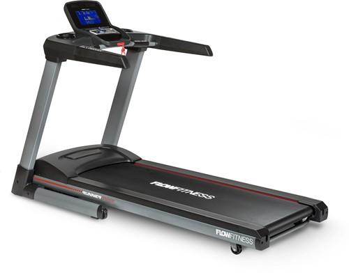 Flow Fitness Runner DTM3500i Loopband - Gratis trainingsschema