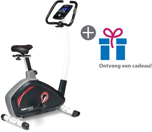 Flow Fitness Turner DHT175i Hometrainer - Showroommodel