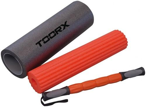 Toorx 3-in-1 Foam Roller