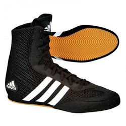 Adidas Box Hog II Zwart Wit