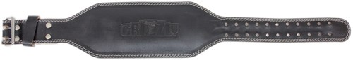 Grizzly Fitness 6 Inch Enforcer Padded Leather Belt-3
