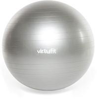 VirtuFit Anti-Burst Fitnessbal Gymbal met Pomp - Grijs - 75 cm -2