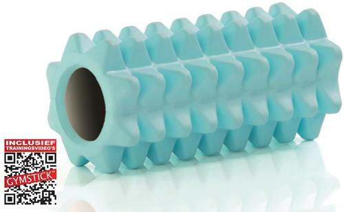 Gymstick Active Mini Foam Roller - 15cm - Met Online Trainingsvideo's