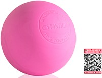Gymstick Emotion MyoFascia Massage Bal - Pink - Met Online Trainingsvideo