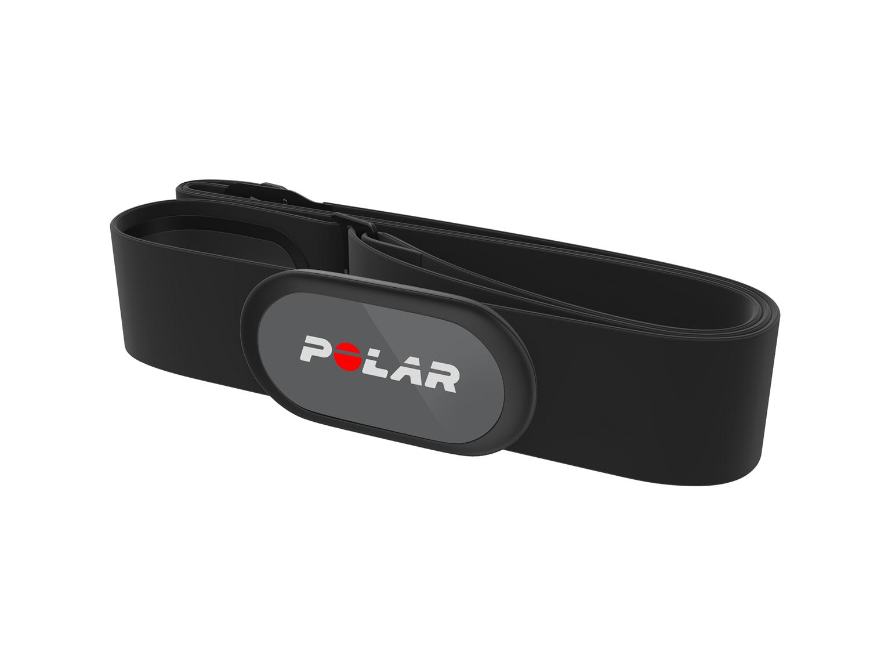 Polar H9 Hartslagsensor - Borstband - Zwart