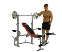 Hammer Fitness Bermuda XT Halterbank-2