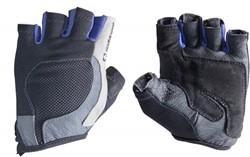 Harbinger Womens Pro Wash & Dry Fitness handschoenen zwart-paars