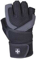 Harbinger Training Grip WristWrap 2 Fitness Handschoenen - M - Verpakking beschadigd