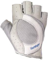 Harbinger womens pro fitness handschoenen grey/white