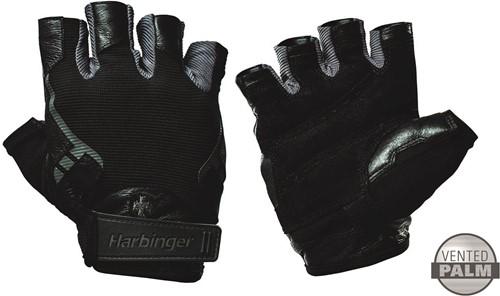 Harbinger Men's Pro Fitness Handschoenen - Zwart - M