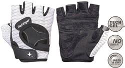 7a84e182245 Harbinger Women's Flexfit Open Finger Fitness handschoenen - White