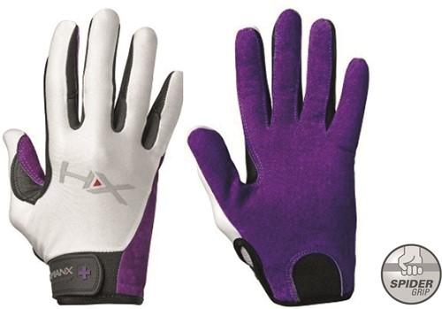 Harbinger Women's X3 Competition Crossfit Fitness Handschoenen Purple/Black - M