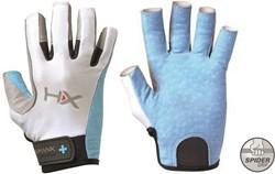 606de86d978 Harbinger Women's X3 Competition Open Finger Crossfit Fitness Handschoenen  Blue/Gray/White