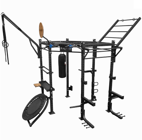 Body-Solid Crossfit Rig - Crossfit Kooi - HEXPRO Club