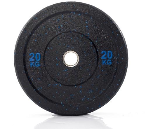 Muscle Power Hi-Temp Olympische Bumper Plate - Halterschijf - 50 mm - 20 kg