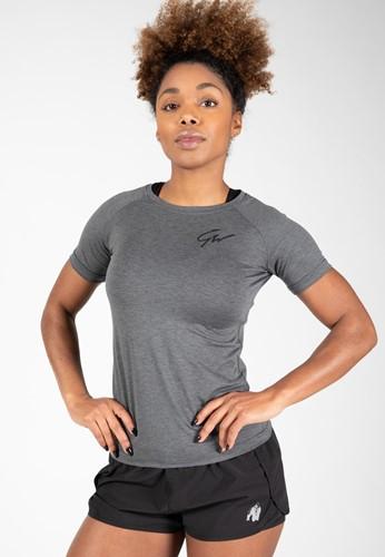 Gorilla Wear Holly T-Shirt - Grijs