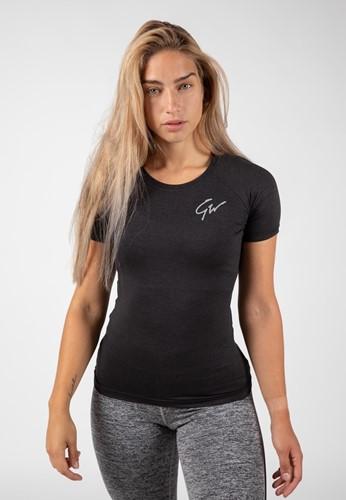 Gorilla Wear Holly T-Shirt - Zwart
