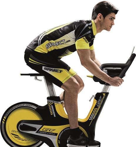 Horizon Fitness Indoor Cycle GR7 Spinningfiets - Gratis trainingsschema - Zwift Compatible-3
